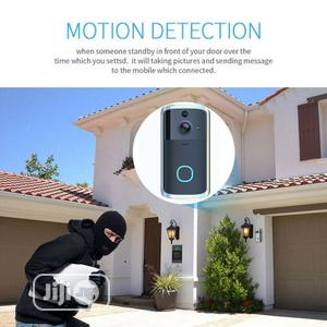 Motion Detection WIFI Video Camera Doorbell | Home Appliances for sale in Lagos State, Ikeja