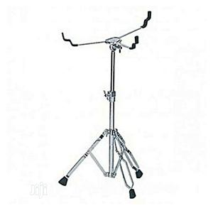 Snare Drum Stand - Silver | Musical Instruments & Gear for sale in Lagos State, Ojo