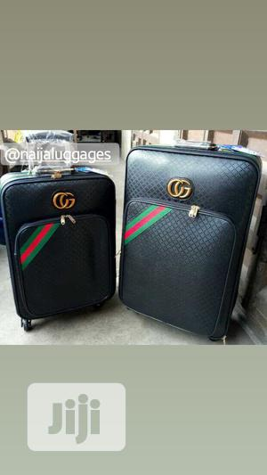 Gucci Black Set Luggage   Bags for sale in Lagos State, Lagos Island (Eko)