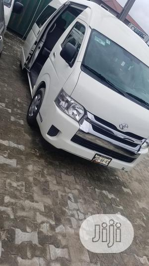Toyota Hiace 2014 White | Buses & Microbuses for sale in Lagos State, Ajah