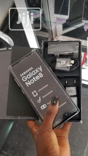 Samsung Galaxy Note 8 64 GB Black   Mobile Phones for sale in Lagos State, Gbagada