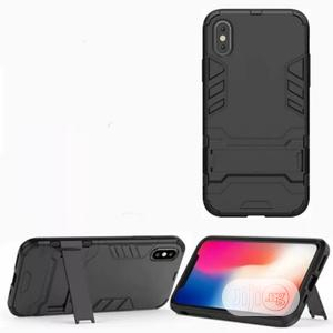 Kick Stand Case for iPhone XS, X   Accessories for Mobile Phones & Tablets for sale in Rivers State, Port-Harcourt