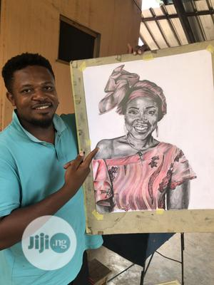Portrait Drawing | Arts & Crafts for sale in Lagos State, Surulere
