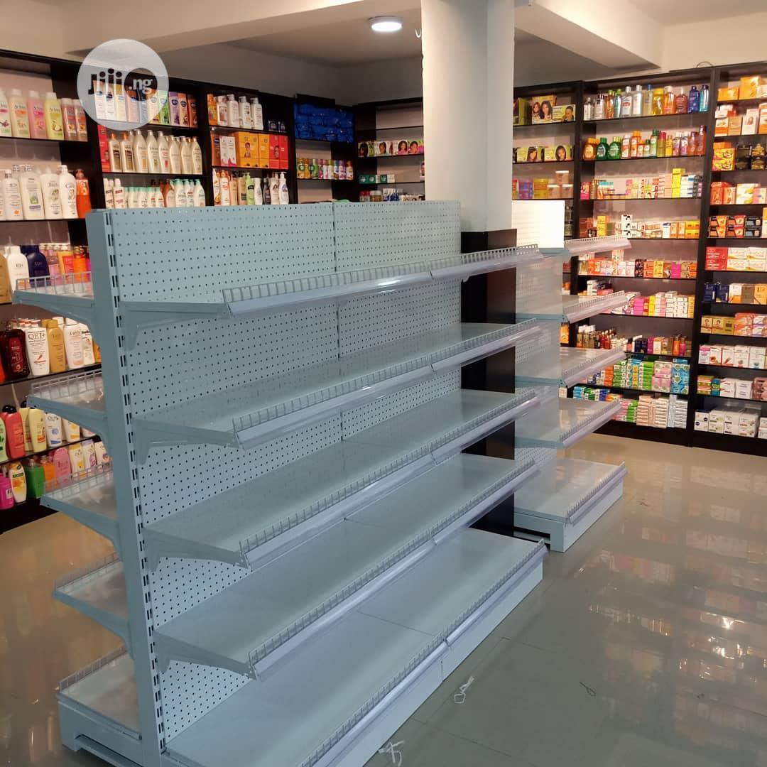 Archive: Supermarket Shelves