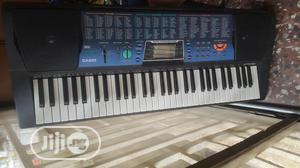 Piano Casio CTK 511..25 Black Keys (UK Used) Working Perfectly   Musical Instruments & Gear for sale in Lagos State, Ikeja