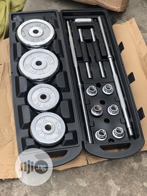 Case 50kg Barbell | Sports Equipment for sale in Lagos State, Ifako-Ijaiye