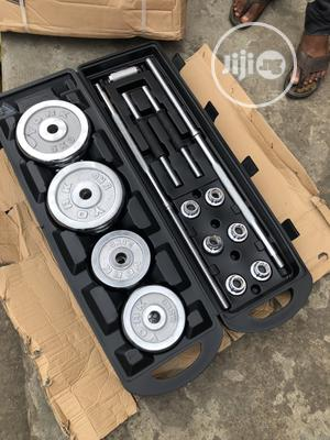 Case Barbell 50kg | Sports Equipment for sale in Lagos State, Lekki