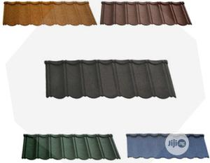 Roman Grade 1 Gerard Stone Coated Roof & Water Gutter | Building Materials for sale in Lagos State, Ajah