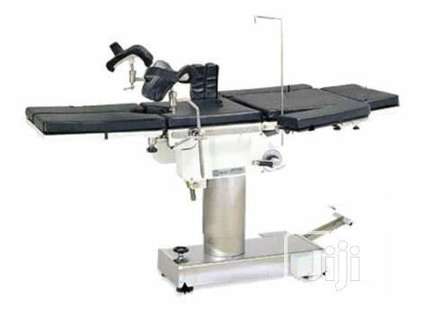 Operating Table(Hydraulic Surgical Operating Table)   Medical Supplies & Equipment for sale in Mushin, Lagos State, Nigeria