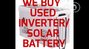 Buyer, Scrap Inverter Battery Or Batteries Akoka Yaba | Electrical Equipment for sale in Lagos State, Yaba