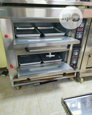 2deck 4trays Oven   Industrial Ovens for sale in Edo State, Benin City