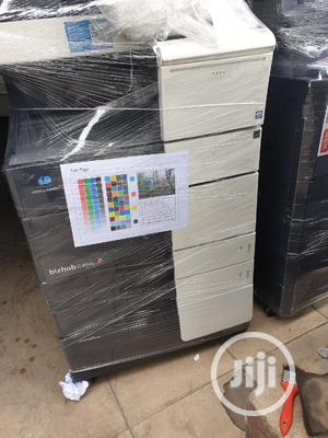 Konica Minolta Bizhub C554: Direct Image Multifunctional Cop | Printers & Scanners for sale in Lagos State, Mushin
