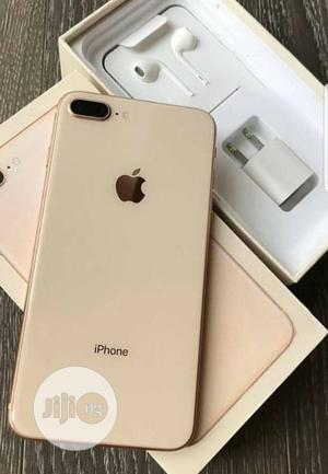 Apple iPhone 8 Plus 64 GB Gold   Mobile Phones for sale in Lagos State, Ajah
