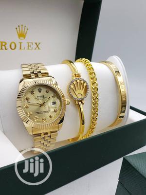 Designer Complete Set Rolex Watch   Watches for sale in Lagos State, Lagos Island (Eko)