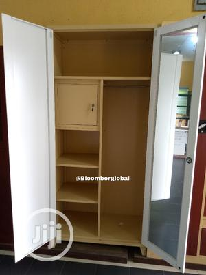 Metal Wardrobe Cabinet With Safe and Sleek Design | Safetywear & Equipment for sale in Lagos State, Ojo