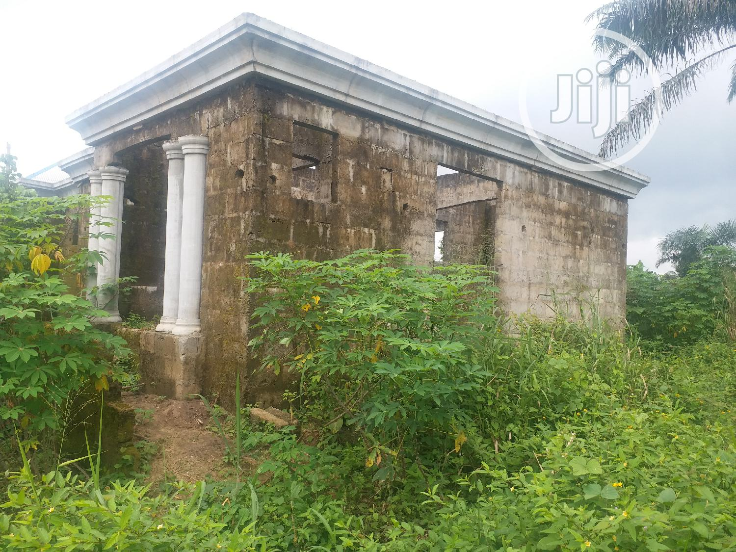 For Sale: Uncompleted 3 Bedrooms All Ensuite Bungalow