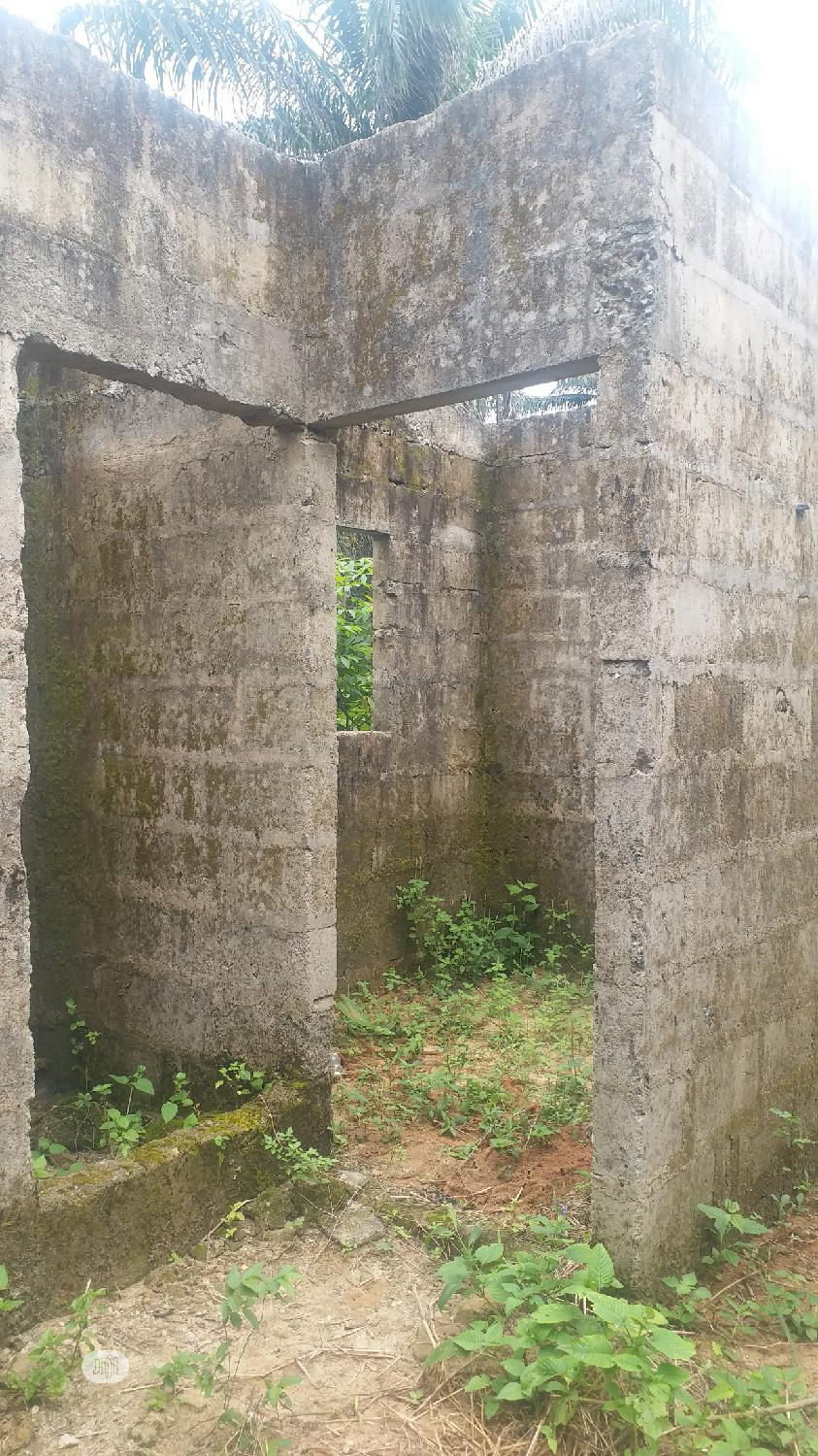 For Sale: Uncompleted 3 Bedrooms All Ensuite Bungalow | Houses & Apartments For Sale for sale in Uyo, Akwa Ibom State, Nigeria