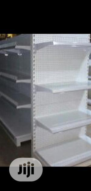 NEW IMPORTED UK Single Sided Supermarket Shelves | Store Equipment for sale in Lagos State, Lagos Island (Eko)