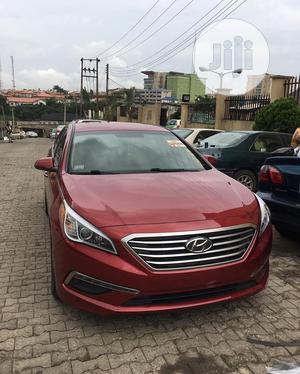 Hyundai Sonata 2016 Red | Cars for sale in Lagos State, Ikeja