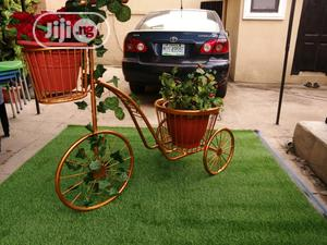 3 Wheels Planter Stand At Sales On Affordable Cost Nationwide | Manufacturing Services for sale in Taraba State, Jalingo
