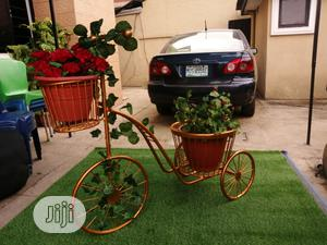 3 Wheels Planter Stand At Sales On Low Prices | Landscaping & Gardening Services for sale in Sokoto State, Sokoto South