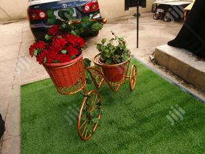 3 Wheels Planter Stand At Sales On Best Price | Manufacturing Services for sale in Plateau State, Jos