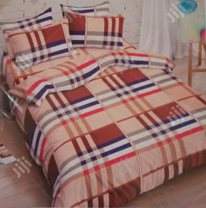 Burb Berry Design Duvet Bedsheet and Pillow Case | Home Accessories for sale in Lagos State, Alimosho