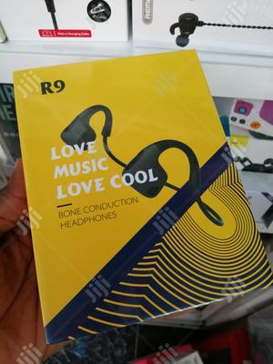 R9 Bone Conduction Headphones | Headphones for sale in Lagos State, Ikeja