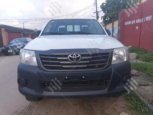 Toyota Hilux 2015 White   Cars for sale in Lagos State, Surulere