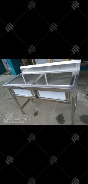 Double Sink | Restaurant & Catering Equipment for sale in Abuja (FCT) State, Jabi