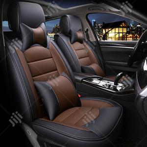 Universal PU Leather Deluxe Luxury Edition Seat Covers.   Vehicle Parts & Accessories for sale in Lagos State, Ikeja