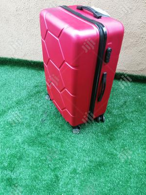ABS Fancy Red Luggage | Bags for sale in Delta State, Uvwie