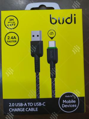 Budi Type C Cable   Accessories for Mobile Phones & Tablets for sale in Lagos State, Lagos Island (Eko)