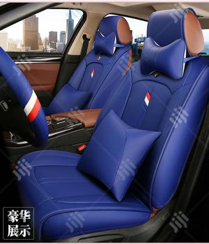 Blue Prime Exclusive Quality Leather Seat Cover | Vehicle Parts & Accessories for sale in Lagos State, Maryland