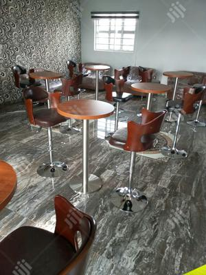 High Stool and High Table for Bar   Furniture for sale in Lagos State, Magodo