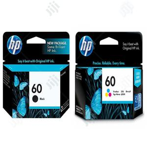 HP 60 Ink Cartridges | Accessories & Supplies for Electronics for sale in Abuja (FCT) State, Wuse 2