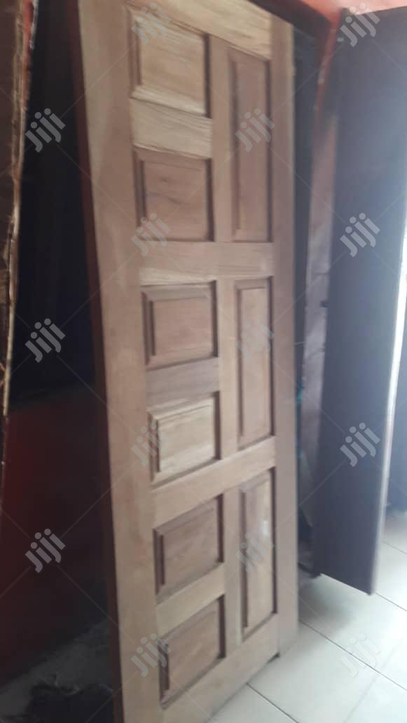 Archive: Wooden Door