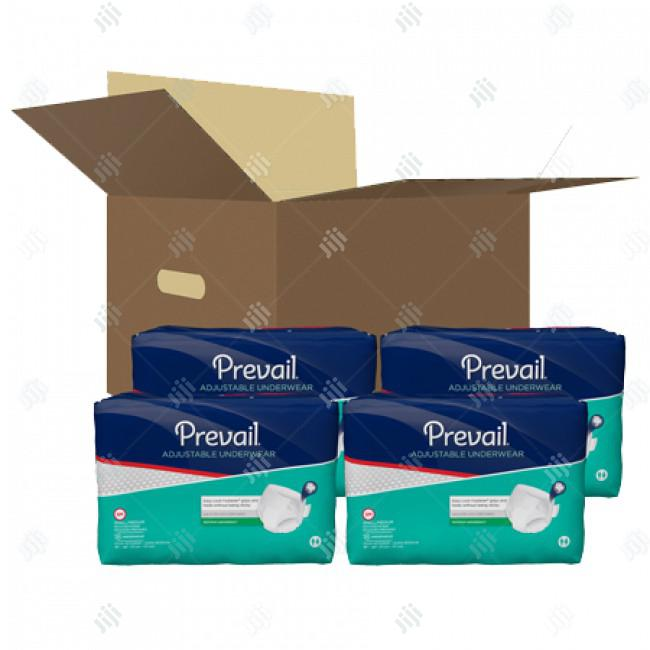 Prevail Protective Underwear/Adult Diaper(4 Packs) | Tools & Accessories for sale in Mushin, Lagos State, Nigeria