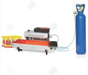 Contuine Band Sealing Machine With Nitrogen | Manufacturing Equipment for sale in Lagos State, Shomolu