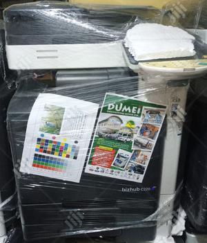 Konica Minolta Bizhub C220/Direct Image Colored Printer   Printers & Scanners for sale in Lagos State, Surulere