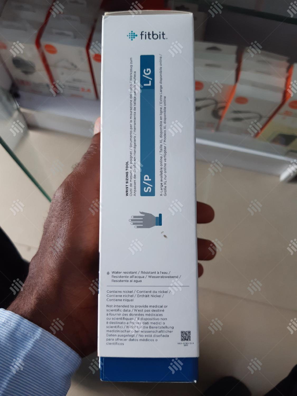 Fitbit Tracker Watch   Smart Watches & Trackers for sale in Ikeja, Lagos State, Nigeria