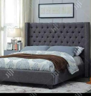 """ELEGANT 6""""×6"""" Bed Frame With 1 Bed Side 