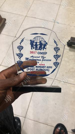 Acrylic Award | Arts & Crafts for sale in Lagos State, Lekki