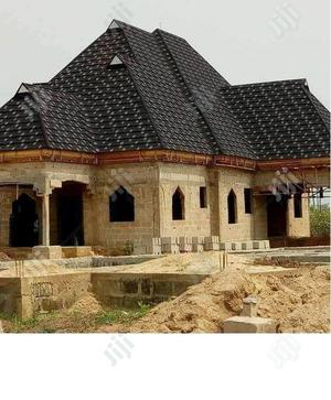 Roofing Sheet Stone Coated Roofing In Nigeria FOR SALE NOW   Building Materials for sale in Lagos State, Ajah