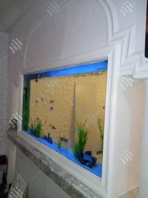 Wall Aquarium | Fish for sale in Lagos State, Ikoyi
