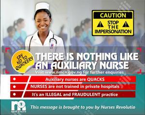 Registered Nurse | Healthcare & Nursing CVs for sale in Abuja (FCT) State, Kubwa