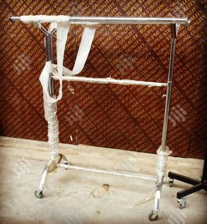 Round, Double Sided And Single Stainless Steel Clothes Racks | Store Equipment for sale in Lagos State, Lagos Island (Eko)