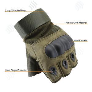 Half Finger Unisex Gloves   Safetywear & Equipment for sale in Lagos State, Ikeja