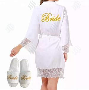 Bridal Robes | Wedding Wear & Accessories for sale in Lagos State, Magodo