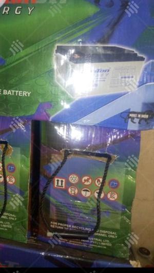 Gaston 12V 150AH Battery   Solar Energy for sale in Lagos State, Lekki